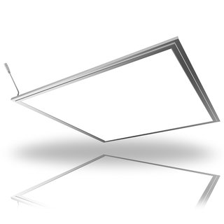 LED Panel 62x62cm 40W 3750lm kaltweiß 6500K Ultra-Slim...