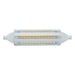 LED R7s Plus Halogenersatz 118mm warmweiß 2700K 14W = 75W 1300lm dimmbar
