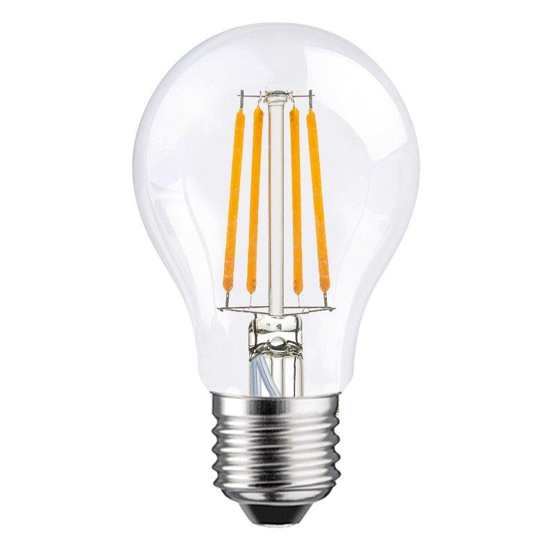 led filament leuchtmittel 5w 40w e27 klar 470lm extra warmwei. Black Bedroom Furniture Sets. Home Design Ideas