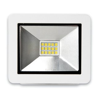 LED SMD Fluter 10W weiß warmweiß 3000K IP65 700lm 120°...