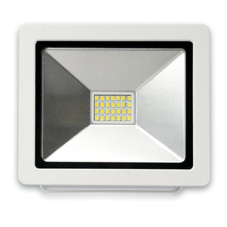 LED SMD Fluter 20W weiß warmweiß 3000K IP65 1400lm 120°...