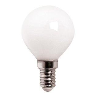 LED Filament Tropfen 4W = 40W E14 opal warmweiß 2700K