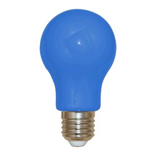 LED-Lampe in Glühlampenform 3W blau 240lm